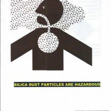 Silica Dust Particles are Hazardous